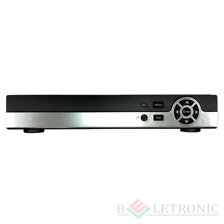 4 канальный DVR видеорегистратор наблюдения Beletronic BLT-DVR0401-01