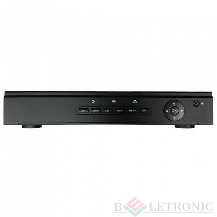 4 канальный NVR видеорегистратор наблюдения Beletronic BLT-NVR0401-01-PoE