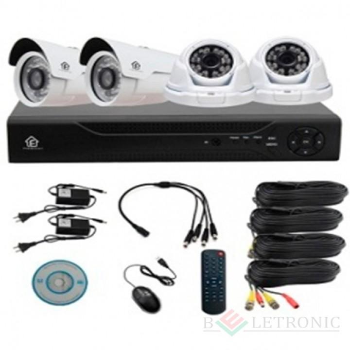 AHD комплект видеонаблюдения 4D131W53G